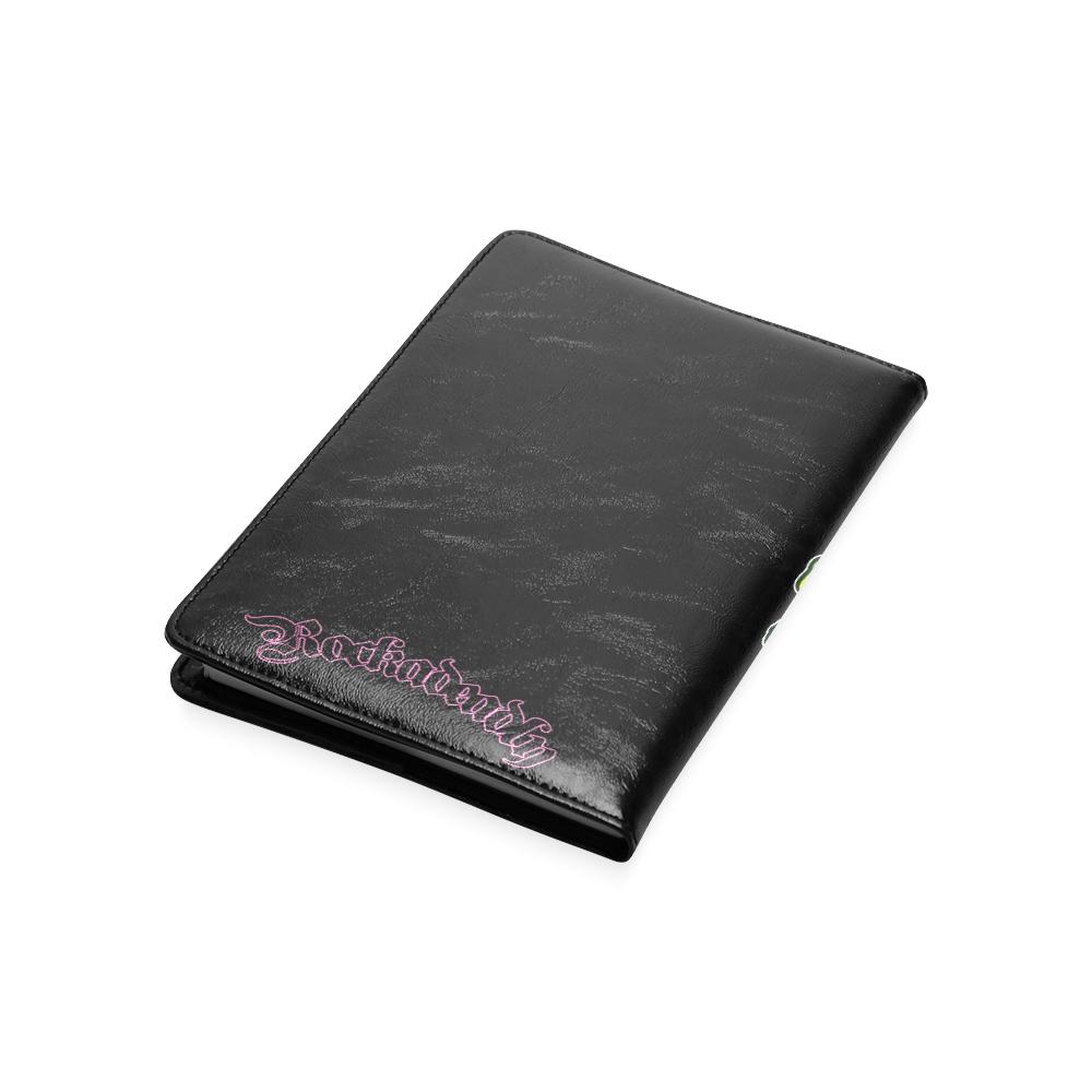 Zombie_heart_ NoteBook Custom NoteBook A5