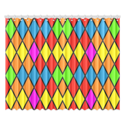 """harlequin 1b Window Curtain 52""""x84""""(Two Pieces)"""