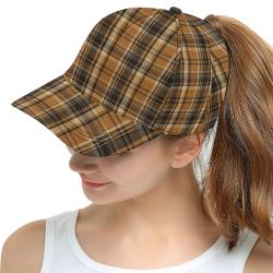 TARTAN DESIGN All Over Print Snapback Hat D