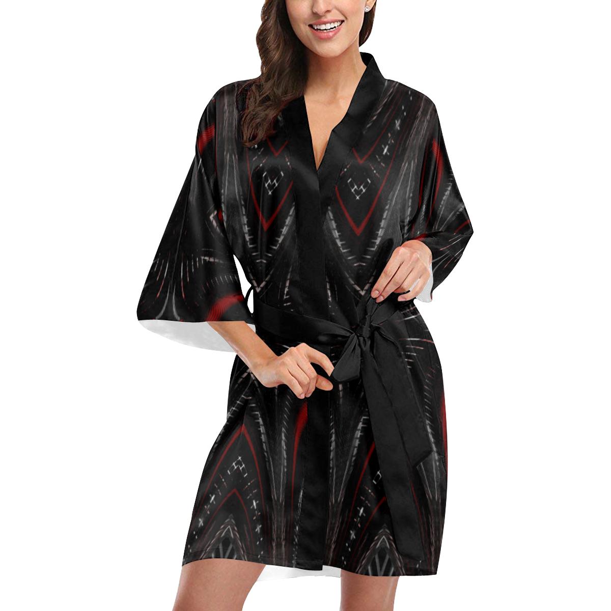 5000DUBLE 47 E 3 Kimono Robe