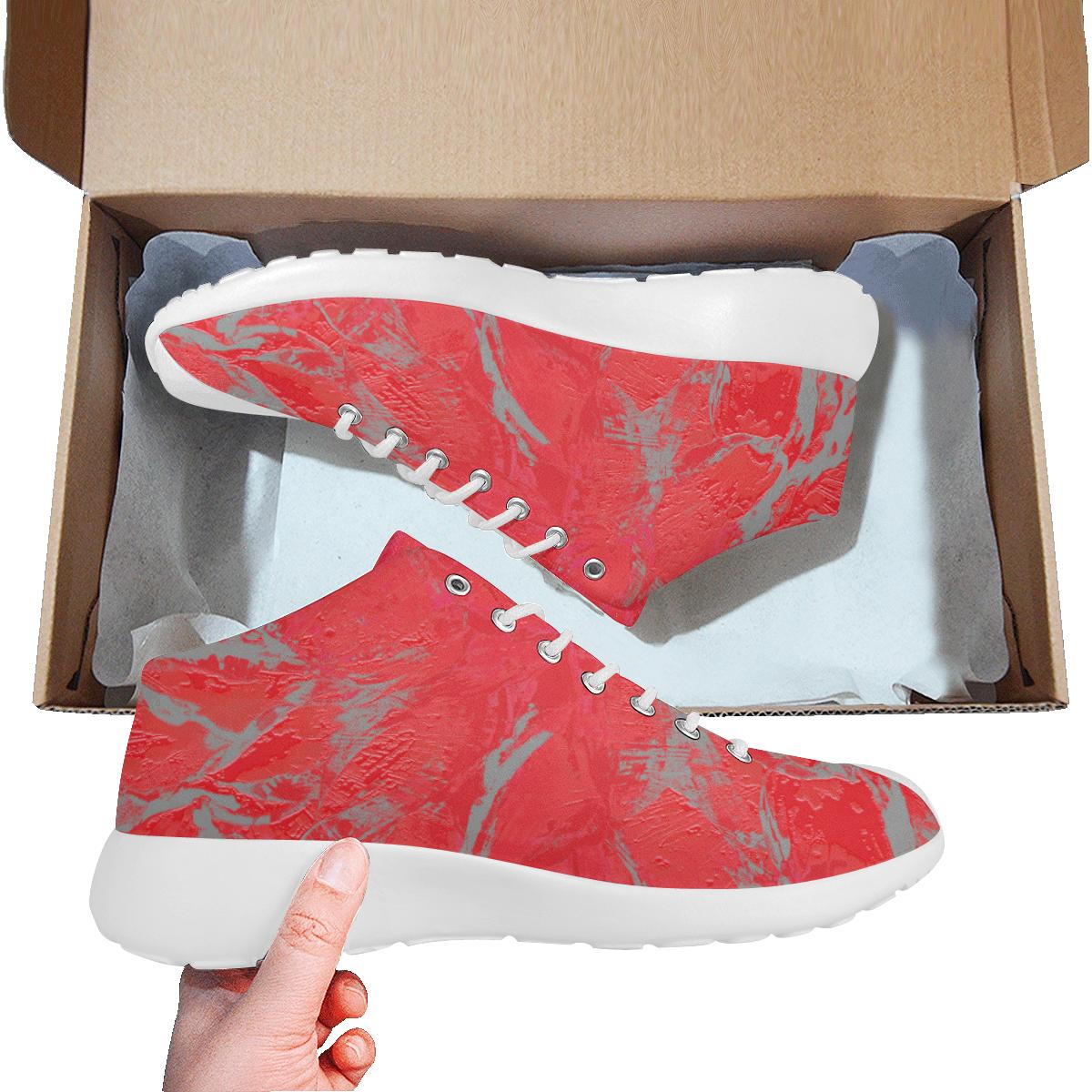 wheelVibe_8500 6 JUICY RED MAROON low Women's Basketball Training Shoes (Model 47502)