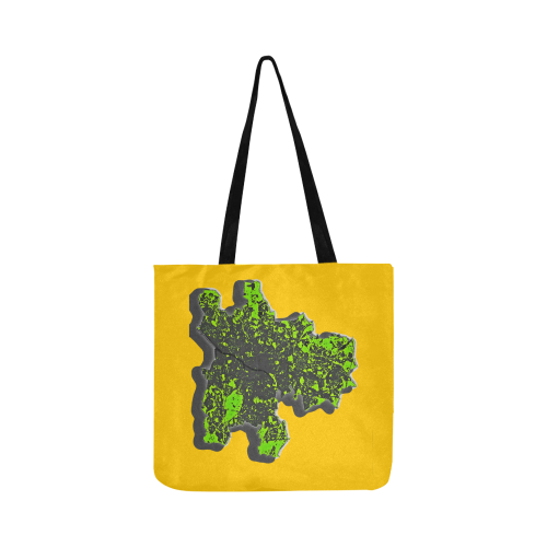 glasgow Reusable Shopping Bag Model 1660 (Two sides)