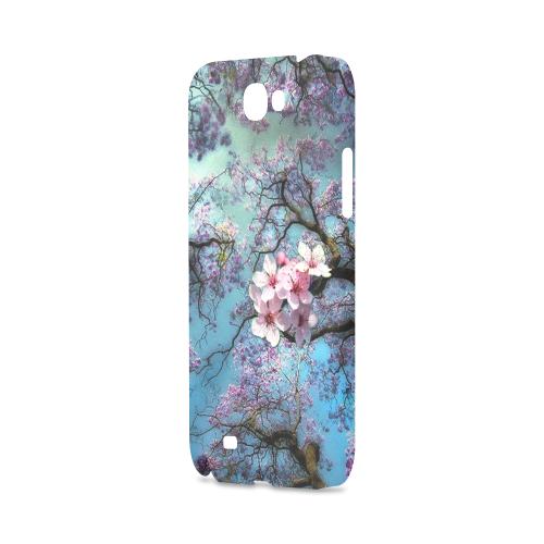 Cherry blossomL Hard Case for Samsung Galaxy Note 2