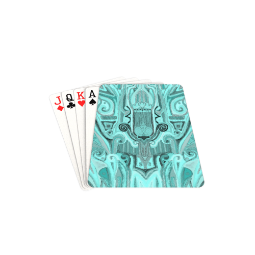 """cover 21 Playing Cards 2.5""""x3.5"""""""