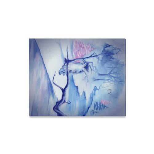 "Winterwood Canvas Print 16""x20"""