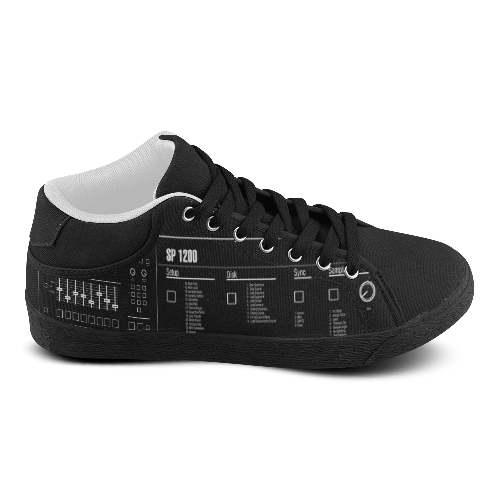 SP 1200 Chuka Kicks Men's Chukka Canvas Shoes (Model 003)