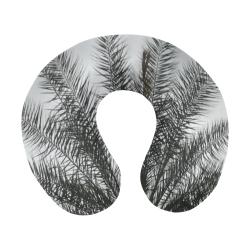 B&W Palm U-Shape Travel Pillow
