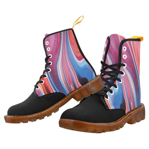 oil_b Martin Boots For Men Model 1203H