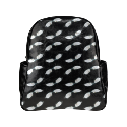 Sunglass Clip Flip Multi-Pockets Backpack (Model 1636)