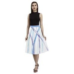 Lines Aoede Crepe Skirt (Model D16)