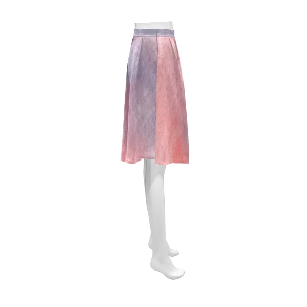 Noontide Athena Women's Short Skirt (Model D15)