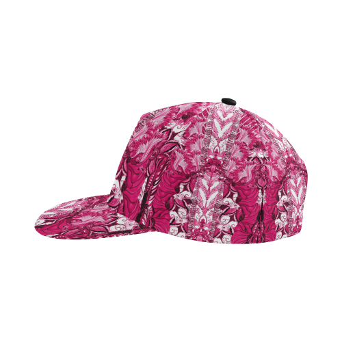 love and prosperity 4 v All Over Print Snapback Hat A