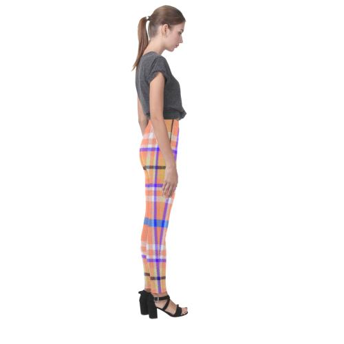 TARTAN PATTERN 53 Cassandra Women's Leggings (Model L01)