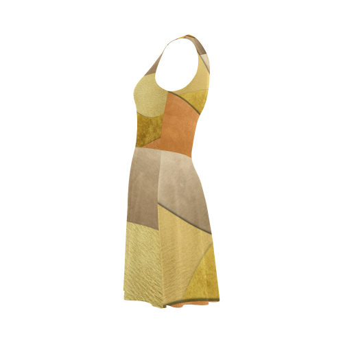 sun space #modern #art Atalanta Sundress (Model D04)