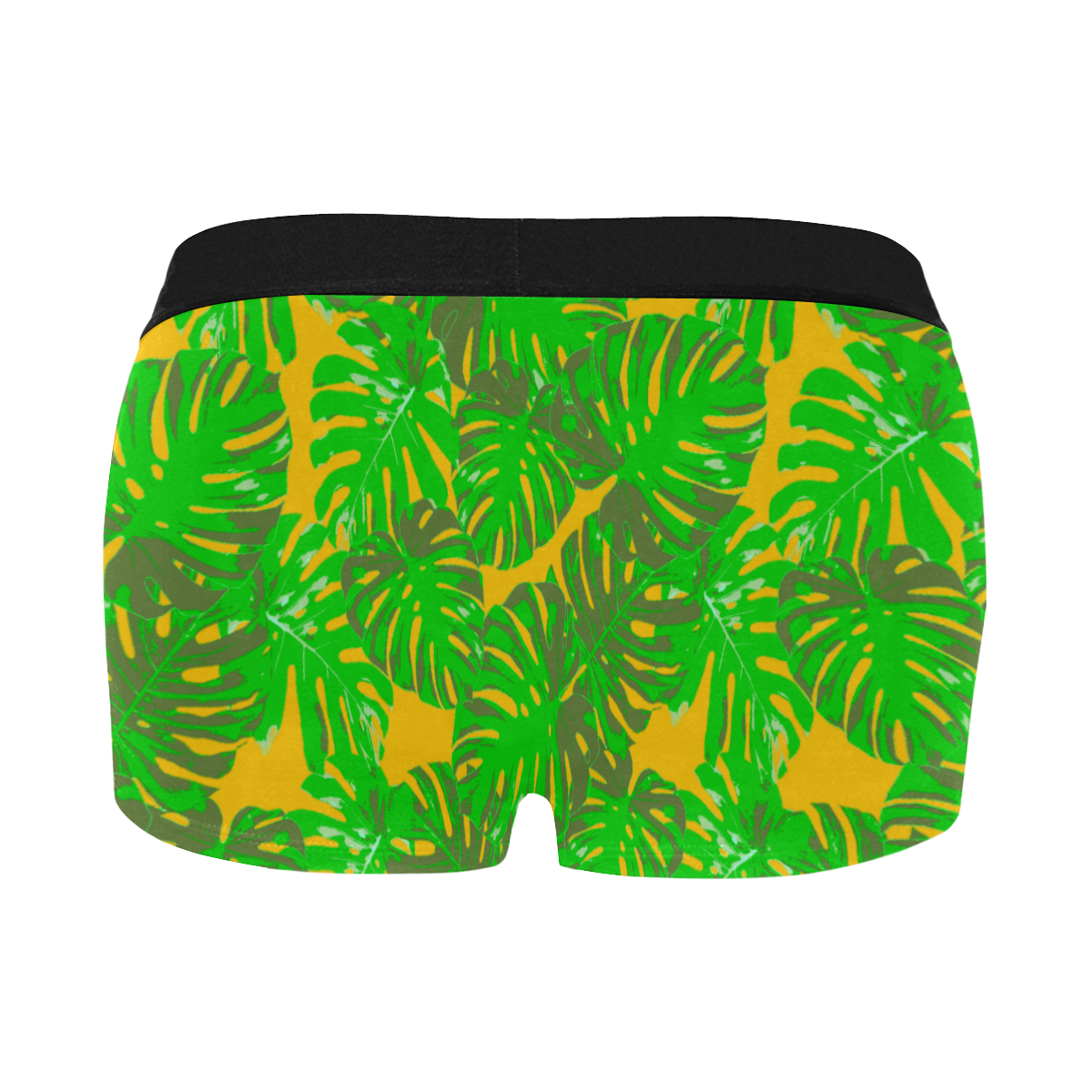 cp hope ylw Men's All Over Print Boxer Briefs/Short Size (Model L22)