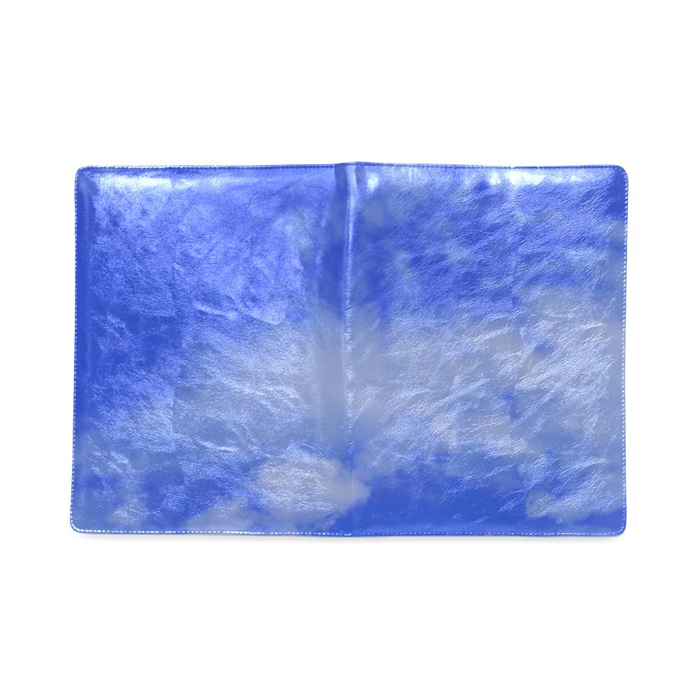 Blue Clouds Custom NoteBook B5