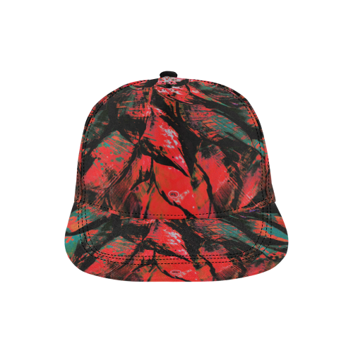 wheelVibe_vibe12F All Over Print Snapback Hat D