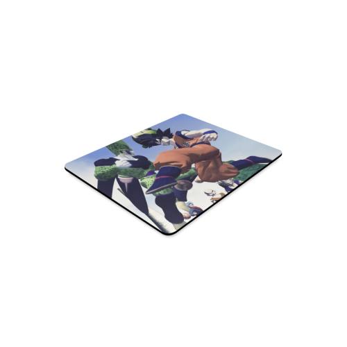 CELL VS. GOKU Rectangle Mousepad