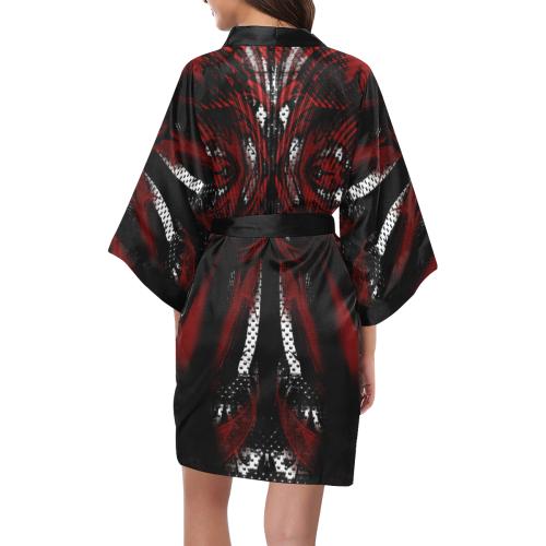 xxsml Alien Guard Crew Kimono Robe