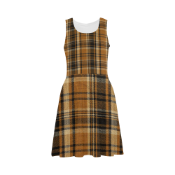 TARTAN DESIGN Atalanta Sundress (Model D04)