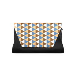 Graphic print Clutch Bag (Model 1630)