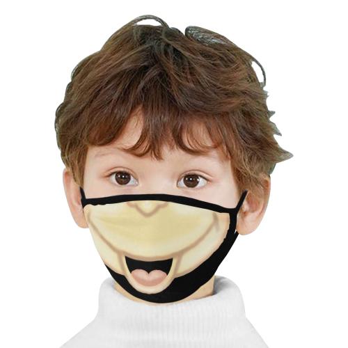 Smile Mouth Mask