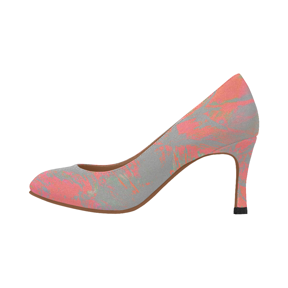 wheelVibe_vibe40 Women's High Heels (Model 048)
