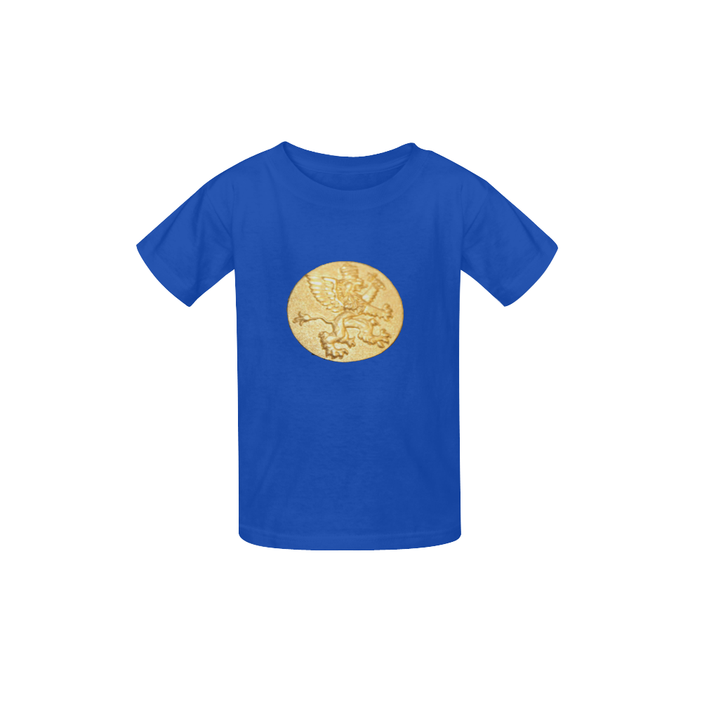 Intanjibles (alt) Logo Kid's  Classic T-shirt (Model T22)
