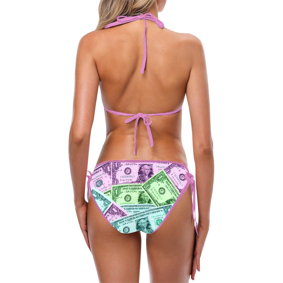 monopoly Custom Bikini Swimsuit (Model S01)