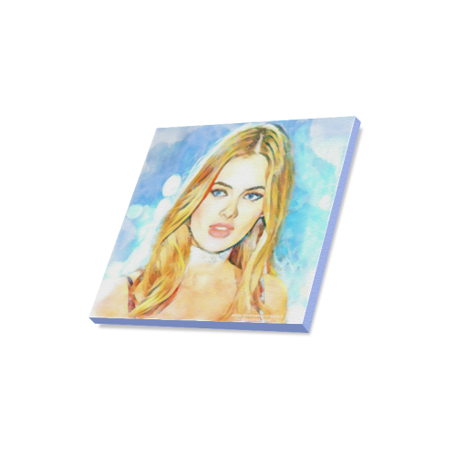 """Megan Canvas Print 16""""x16"""""""