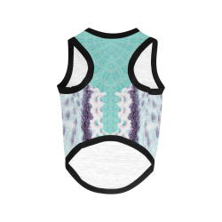 flower fishes9 All Over Print Pet Tank Top