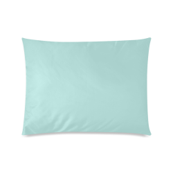 "Bleached Coral Custom Picture Pillow Case 20""x26"" (one side)"