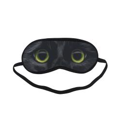 Black Cat Sleeping Mask