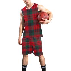 MACDUFF MODERN TARTAN All Over Print Basketball Uniform