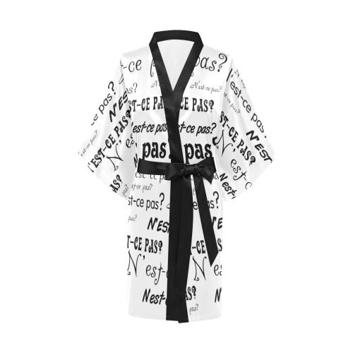 N'est-ce pas Kimono Robe