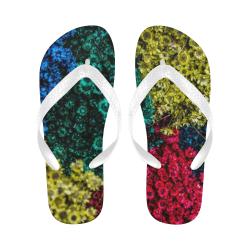 Flora Flip Flops for Men/Women (Model 040)