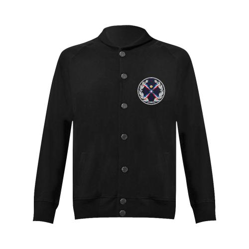 Elegant Assyrian Women's Baseball Jacket (Model H12)