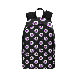 Eyes Fabric Backpack for Adult (Model 1659)