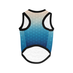 04 WINTER All Over Print Pet Tank Top