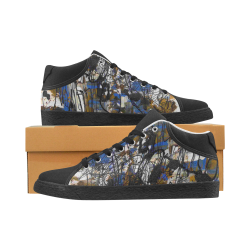 Dreams I Women's Chukka Canvas Shoes (Model 003)