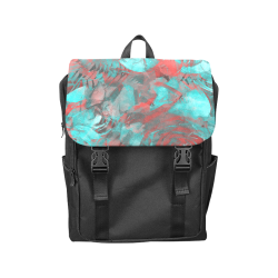 flowers flora #roses Casual Shoulders Backpack (Model 1623)