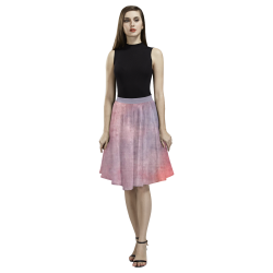 Noontide Melete Pleated Midi Skirt (Model D15)