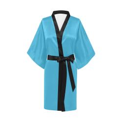 Aquarius Kimono Robe