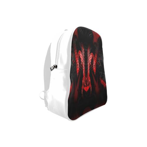 Alien Ram Crew School Backpack/Large (Model 1601)