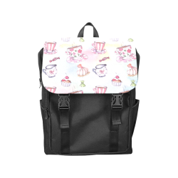 Coffee and sweeets Casual Shoulders Backpack (Model 1623)
