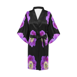 Fairlings Delight's Floral Luxury Collection- Purple Beauty 53086b2 Kimono Robe
