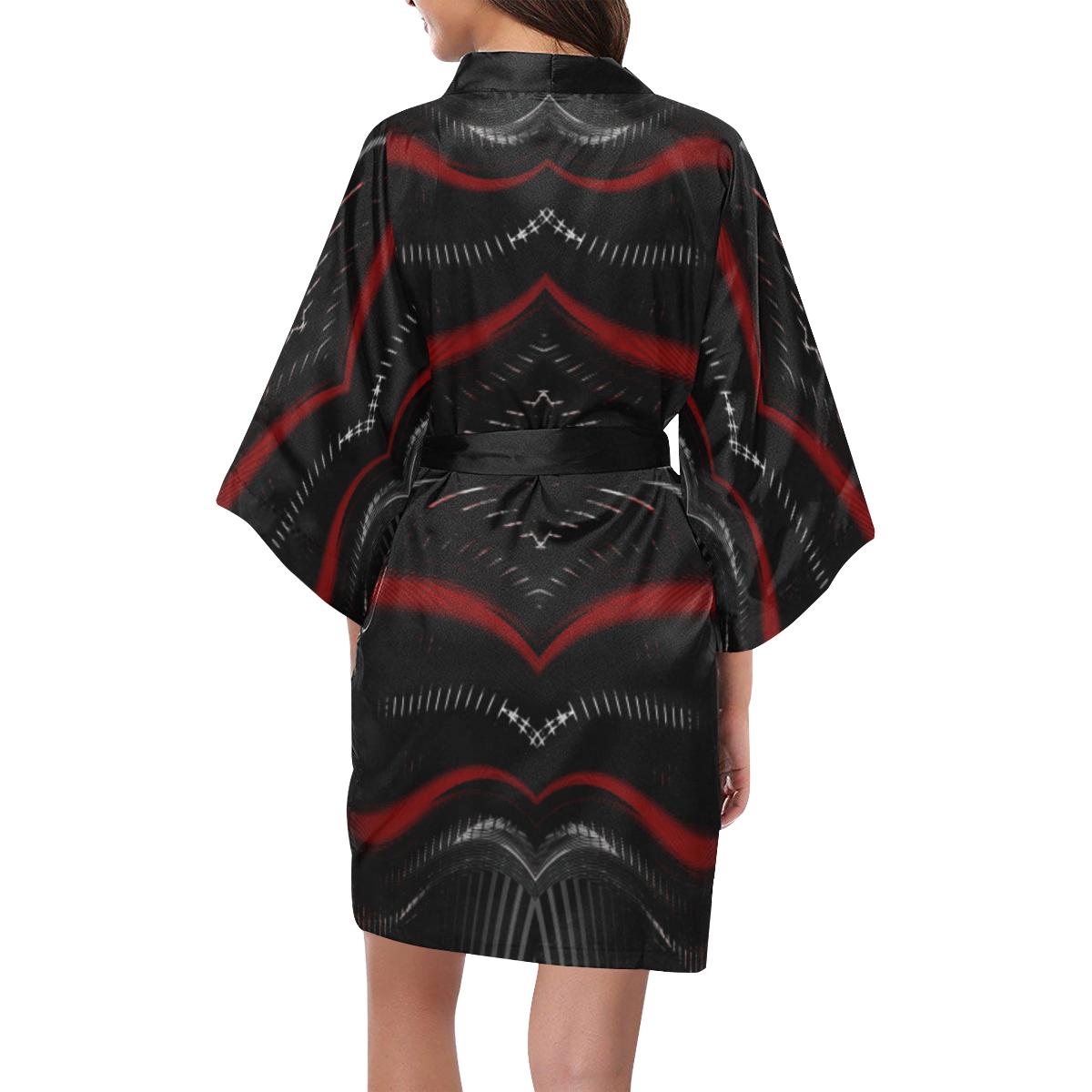 5000DUBLE 47 E 4 Kimono Robe