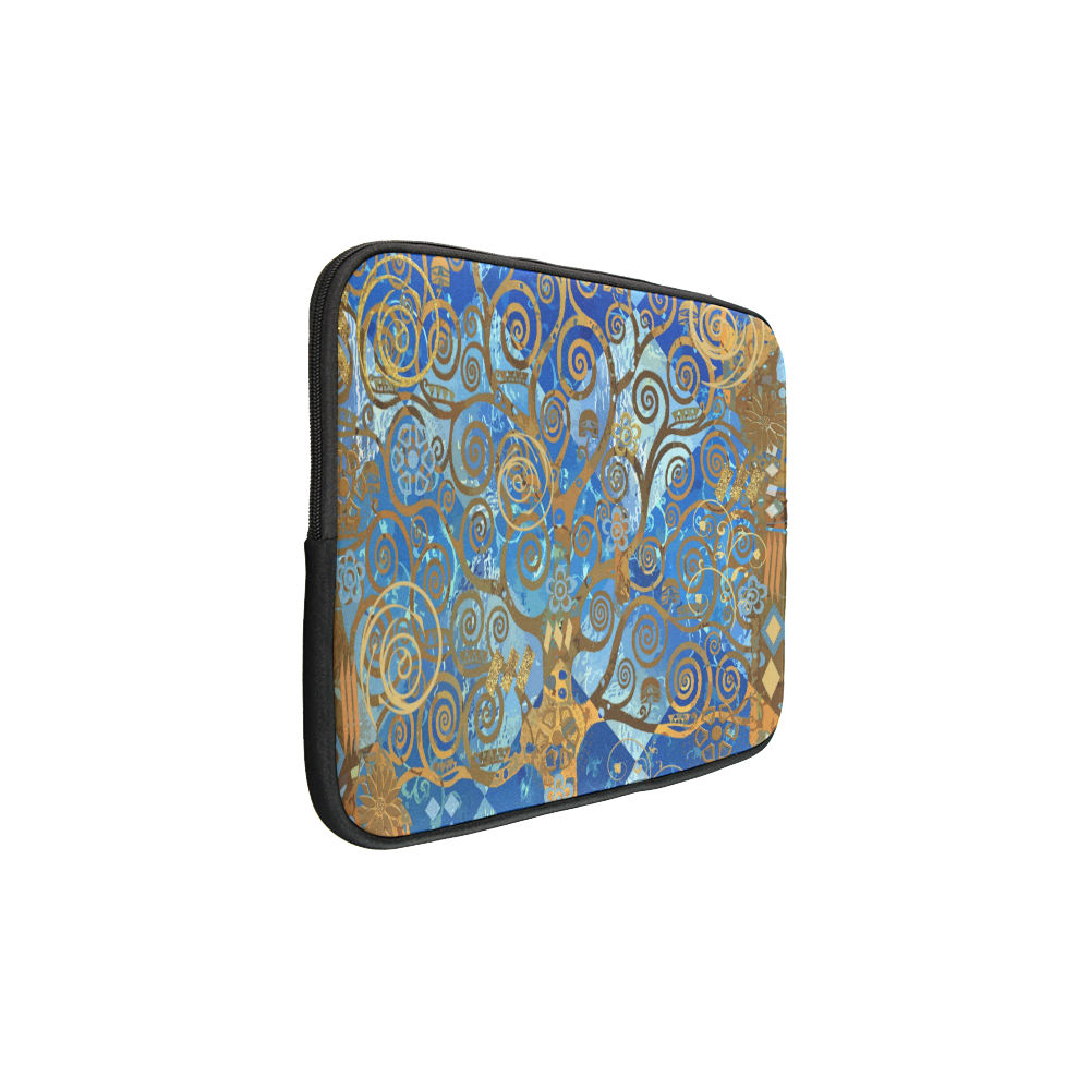 Klimt Tree Custom Sleeve for Laptop 15.6""