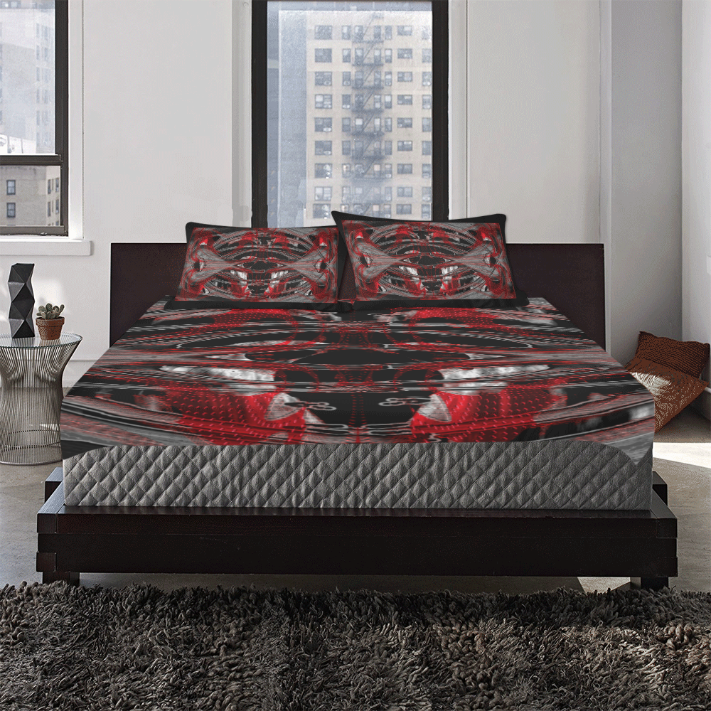 5000xart 16 3-Piece Bedding Set