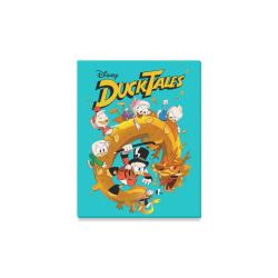 "DuckTales Canvas Print 11""x14"""